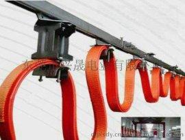 现货供应C30天车行车轨道组 滑轮 滑槽 滑车 不锈钢接头 吊码 前端 末端