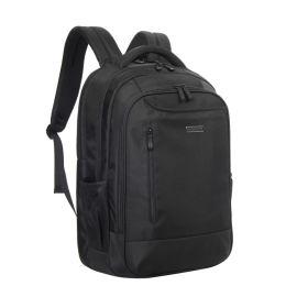 金仕龙新款商务男女双肩电脑包商务休闲抗震耐磨双肩背包旅行包