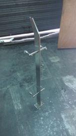 佛山不锈钢玻璃楼梯护栏立柱