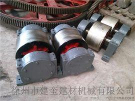 南宁粉煤灰烘干机托轮小齿轮传动