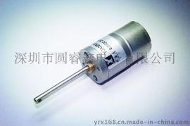 深圳厂家生产25GA精密齿轮减速电机370减速电机310碳刷齿轮马达
