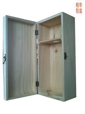 深圳紅酒簡易DIY木盒