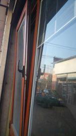 广东凤铝隔热断桥门窗,中空玻璃内置百叶