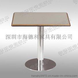火爆热卖 现代咖啡厅/茶餐厅餐桌 实木复古书桌子 办公桌会议桌