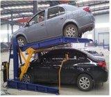 新疆乌鲁木齐双层立体车库 家用子母停车位 电动液压升降车库