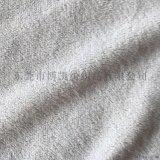 厂家供应全涤3mm超柔绒布 水晶超柔短毛绒 玩具家纺面料