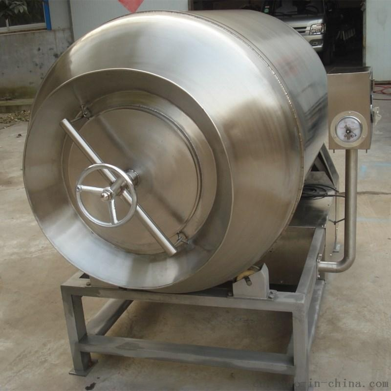 强大800L呼吸式真空滚揉机 不锈钢材质