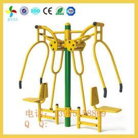 童年风车运动健身器材安装  郴州市小区休闲娱乐户外健身器材厂家批发/零售