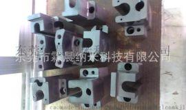 中山五金冲压模镀钛.中控锁五金模配件涂层