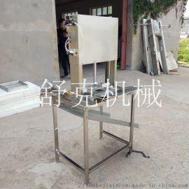 鱼豆腐切块机鱼豆腐全套成型设备