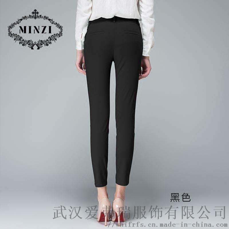 青年服裝拿貨姬色夏款寬鬆小腳褲品牌女裝貨源
