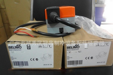 博力謀BELIMO風閥執行器 電動閥 溫控器