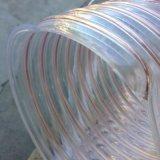 透明PU钢丝管,塑料软管,木工机械用管