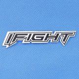 同弘绣花 织唛IFIGHT品牌logo IFIGHT商标图案 服装配件