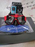 运动摄像机迷你wifi旅游数码防水照相机潜水下DV带面镜