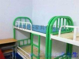 周口儿童铁架床尺寸 儿童双层床 儿童高低床厂家