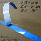 佛山顺德厂家供应电子元器件导热材料  COB 软灯条导热双面胶 导热硅胶 导热石墨片 可加工成型