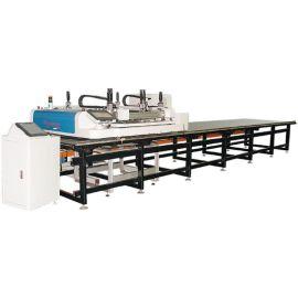 黑金刚HJG-K-8000视觉跑台丝网印刷机