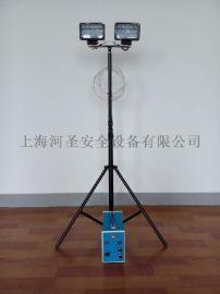 河聖T135便攜式移動升降充電照明系統