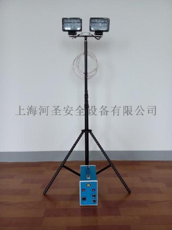 河聖T135攜帶型移動升降充電照明系統