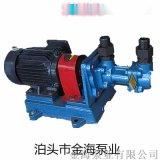 金海泵业3GR42*4-46重有输送三螺杆泵