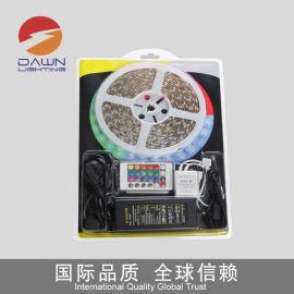 5050 RGB 18D 装饰照明LED软灯带 60灯LED软灯条