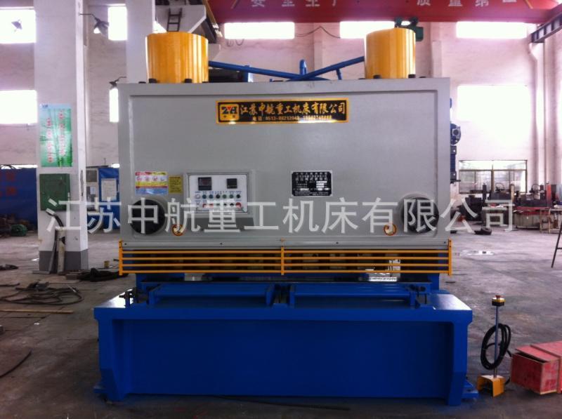 热销供应新款 **液压QC11Y钢结构建筑闸式剪板机 可定制