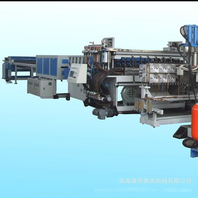 塑料瓦生产线 典美机械塑料瓦挤出设备直销