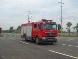 国五消防车|东风水罐消防洒水车