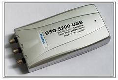 虚拟示波器(DSO-5200 USB)