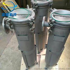 袋式过滤器厂家 凹盖袋式过滤器 不锈钢 可非标定制