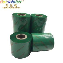 凯乐弗CG1碳带 绿色50mm*300m进口热转印色带