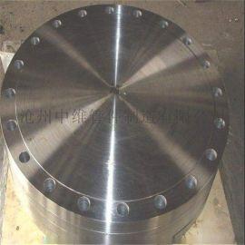 厂家直销盲板 法兰盖 碳钢盲板
