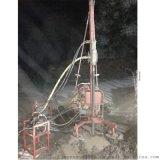 小型20米气动山地钻机 进口空压机带动山地钻机