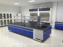 莱博柯全木实验台 全钢实验台 转角台钢木实验台