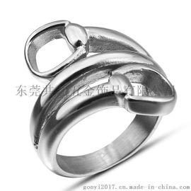 新款推荐 2017欧美男士戒指 创意搞怪扳手戒指铸造 欧美时尚男士戒指