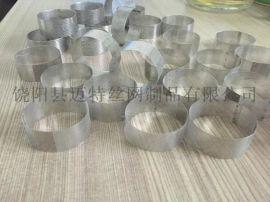 钛金属过滤网 钛板网 钛金属圆孔网