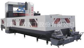 XK(H)21系列数控动梁定柱龙门镗铣床、加工中心