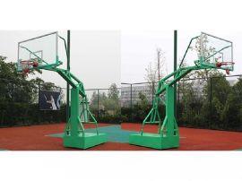 优质篮球架价格 学校/广场/小区用篮球架厂家 质优价廉 河北利伟体育