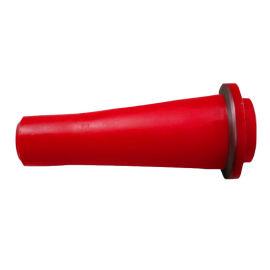 纳泰直销聚氨酯喷头耐磨聚氨酯喷头耐油聚氨酯喷头