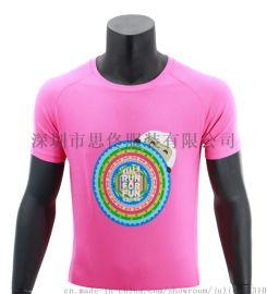 OEM速干衣裤透气运动t恤户外网眼健身骑行跑步训练服名企订制