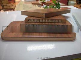 广州铝蜂窝板吸音蜂窝板隔音铝墙板铝蜂窝复合板