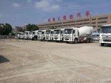 廠家直銷10-12噸混凝土攪拌運輸車