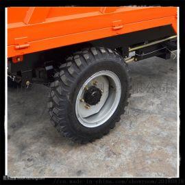 柴油自卸三轮车 工程拉货拉车灰运输三轮车