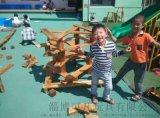 可凡幼兒園炭燒積木玩具廠家/兒童木質積木玩具廠家