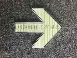 地鐵站廳門前不鏽鋼箭頭 自發光箭頭導向標識