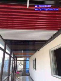 邵阳铝方管 135x60铝方通 挤压铝型材生产厂家