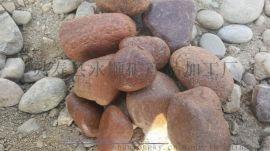 红色鹅卵石报价,灰色鹅卵石用途,河北机制卵石厂家