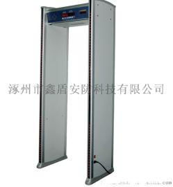 [鑫盾安防]金屬探測安檢門 6分區帶燈柱安檢門重慶XD1