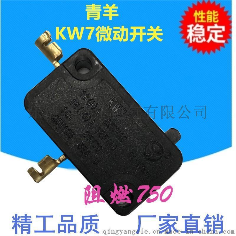 热水袋充电支架微动开关 厂家